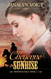 Cheyenne Sunrise (Montana Gold Book 2)