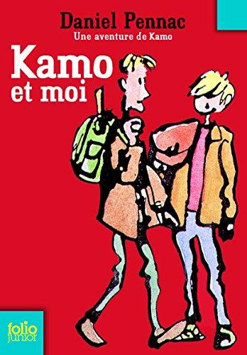 Une aventure de Kamo, 2:Kamo et moi (Folio Junior) por Daniel Pennac