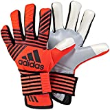 #8: Adidas Ace Trans Pro Goalkeeper Gloves Red/Black 10