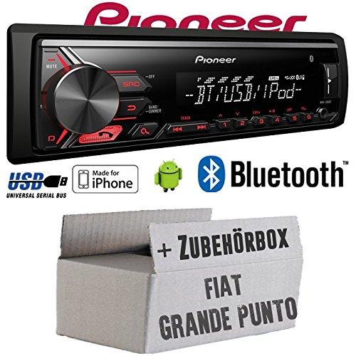 fiat-grande-punto-199-pioneer-mvh-390bt-bluetooth-mp3-usb-spotify-fur-iphone-autoradio-einbauset