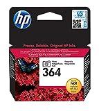 HP 364 C8765EE Cartuccia Originale per Stampanti a Getto di Inchiostro, Compatibile con Officejet 6210, 7110 e 7310xi, Photosmart 2610, 2710, 8150, 8450gp e 8750, Deskjet 5740 e 6620, Nero