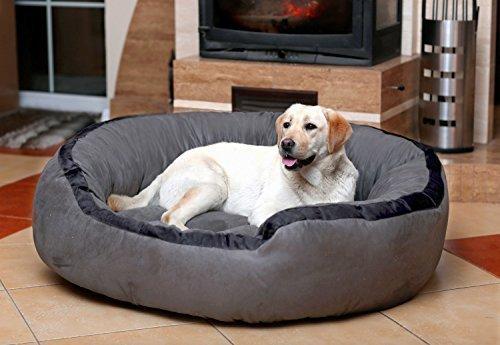 Petitude Ultra Soft Designer Bed for Dog & Cat - Large