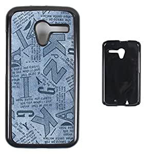 DooDa - For OnePlus One Snap-on Hard PU Leather & TPU Plastic Shoulders Case Cover, Fancy Fashion Designer With Full Protection Of Pouch