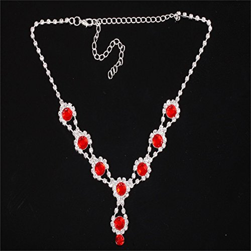 Pealiker -  Gonna  - Donna red necklace