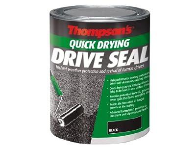 Ronseal TDSB5L Antrieb Abdichtung Schwarz 5 Liter