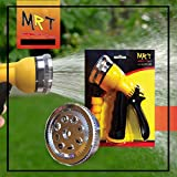 Best Hose Nozzles - Spray Nozzle Water Gun ,Helot High Pressure Metal Review