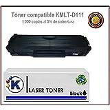 Konver K111 - Cartucho de tóner láser para Impresoras Xpress M2020/M2022/M2070 - Producto No Original - Enviado desde Madrid