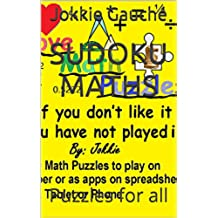 Sudoku Maths: Puzzles for all (English Edition)