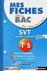 MES FICHES ABC BAC SVT TERM S SPECIFIQUE ET SPECIALITE