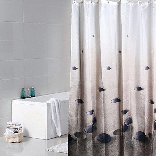 LESOLEIL Duschvorhang aus Polyestergarn 180x180cm thumbnail