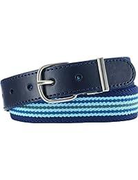 Playshoes - Cinturón a rayas infantil