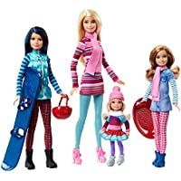 Barbie and Sisters Winter Getaway