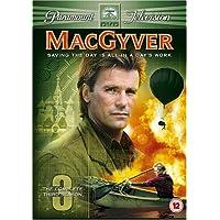 MacGyver - Series 3 - Complete