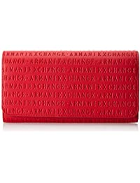 Armani Exchange Wallet With Stud - Carteras Mujer