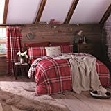 Catherine Lansfield Kelso - Juego de funda nórdica para cama de 90 cm