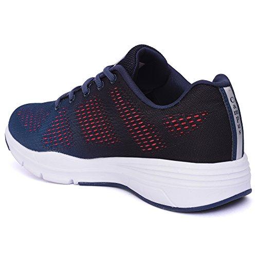 Campus Quantum Men's Mesh Running Shoes