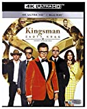 Kingsman: The Golden Circle [Blu-Ray 4K]+[Blu-Ray] [Region Free]