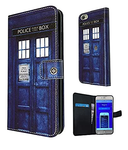 3D iPhone 44S Tardis Doctor Who Design Fashion Trend Style