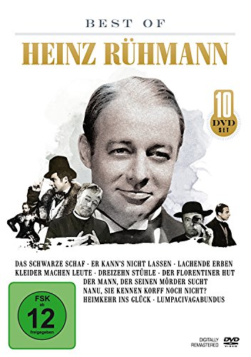 Best Of Heinz Rühmann (10-Disc-Set)