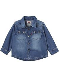 Levi's Baby Boys' LS Sawtoo Shirt