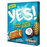 Yes! Heavenly Pineapple & Coconut Fruit Bars Multipack, 3x 32g