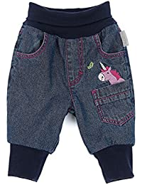 Sigikid Baby-Mädchen Jeanshose Jeans