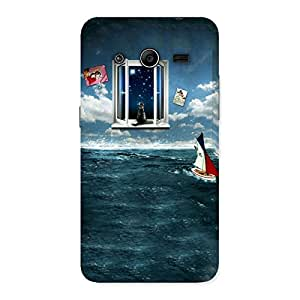 Cute Water Wonder Back Case Cover for Galaxy Core 2
