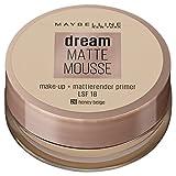 Maybelline New York Make-Up Dream Matte Mousse Honey Beige 26, 18 ml