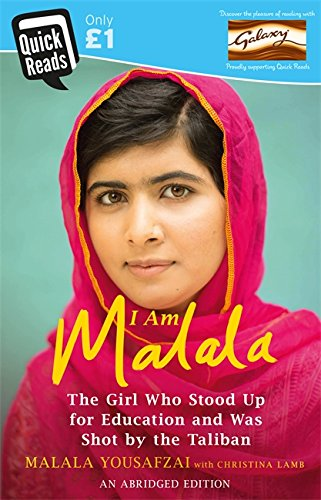 I Am Malala Abridged Quick Reads Edition: The Girl Who Stood Up for Education and was Shot by the Taliban (Quick Reads 2016) por Malala Yousafzai