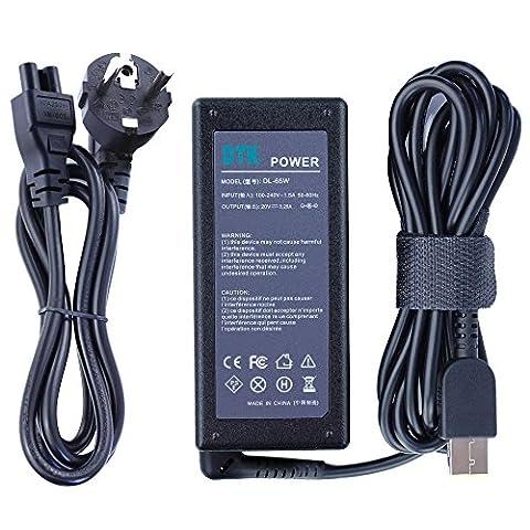 DTK® Notebook Laptop-Ladegerät AC-Netzteil für LENOVO High Quality Output: 20V