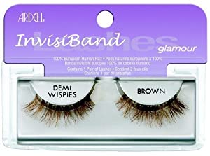 Ardell Invisiband- Demi -Wispies- Brown