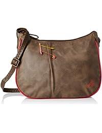 Baggit Women's Sling Bag (Smoke)