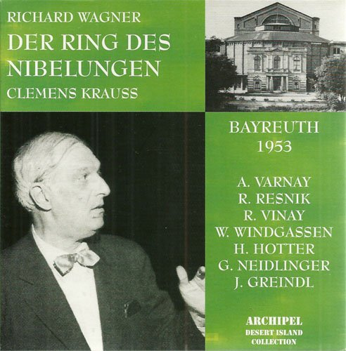 Der Ring Des Nibelungen [Import USA]