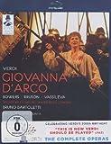 Verdi: Giovanna D'Arco (Parma 2008) (Bowers/ Bruson/ Vassileva/ Bruno Bartoletti/ Gabriele Lavia) (C Major: 721304) [Blu-ray] [2012][Region Free]