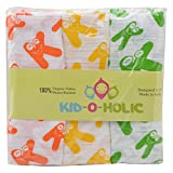 Letter K (Multicoloured Pack of 3) Perso...