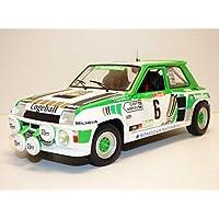 Solido S1801303 Renault R5 Turbo - Rally Grupo B 1985 #6 1:18