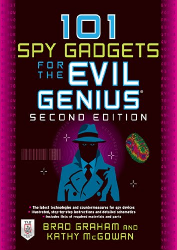 101 Spy Gadgets for the Evil Genius 2/E (English Edition) - Gps-lock