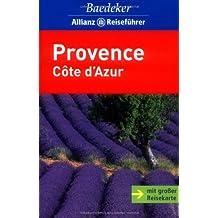 Baedeker Allianz Reiseführer Provence, Côte d'Azur
