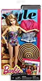 Barbie Dolls Deluxe Holiday Fun - Barbie (CFN06)