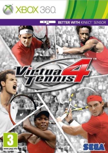 Virtua Tennis 4 (microsoft_xbox_360) [Edizione: Regno Unito]