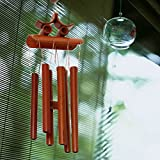#10: Generic Bamboo Wind Chime Windchime Garden Yard Ornament Decoration Home Decor Lucky