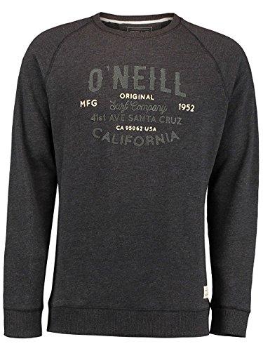 Herren Sweater O'Neill Pch Carmel Sweater Black Out