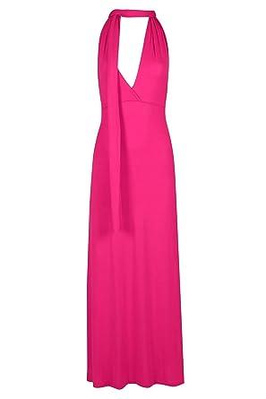 Fashion star dress sleeveless maxi wrap