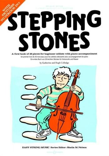 Stepping Stones, Cello & Piano, Katherine & Hugh Colledge