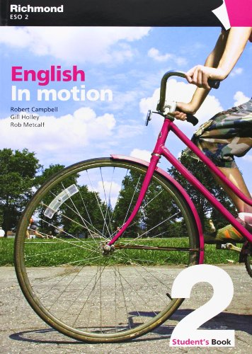 In Motion - 2 Student'S Book Inglés - 9788466809351