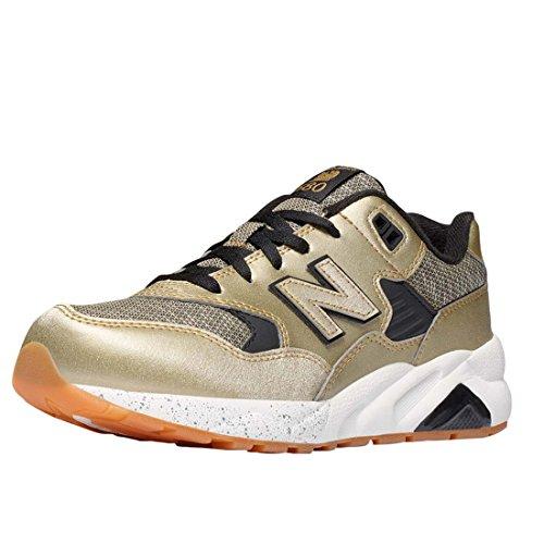 New Balance 580 Garcon Baskets Mode Gold gold