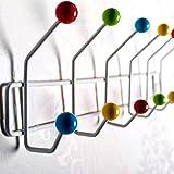 DESIGN DELIGHTS XTRADEFACTORY XTF24Garderobe COLOUR BUD für Kinderzimmer (Mehrfarbig)