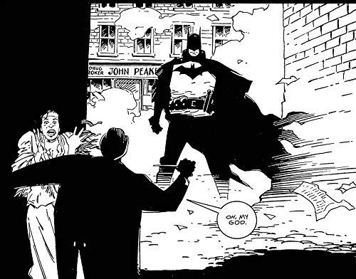 Batman Noir: Gotham by Gaslight por Brian Augustyn