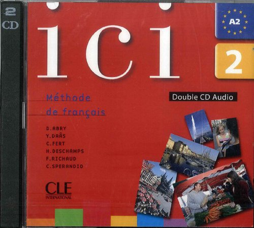 Ici 2  CD audio collectif