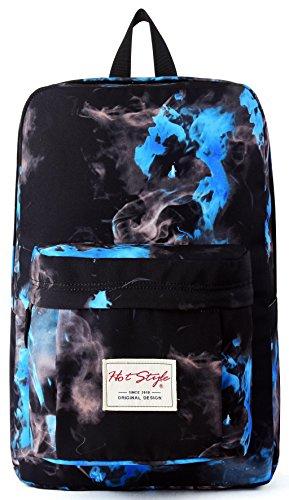 Imagen de hotstyle hoppor fuego  escolar 24l  impermeable para portatil de 15 inch  azul alternativa